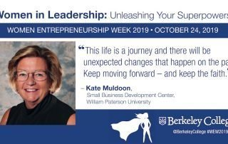 Kate Muldoon Quote - Women Entrepreneurship Week